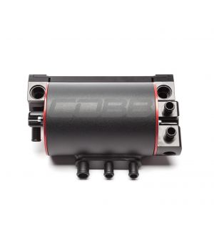 COBB Tuning Black/Red Air Oil Separator