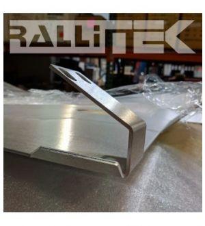 RalliTEK Front Skid Plate - 2008-2016 Impreza NA /  2005-2009 Legacy & Outback NA