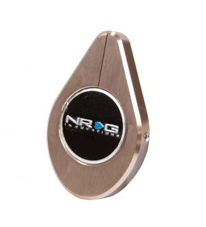 NRG Innovations Radiator Cap Cover Titanium