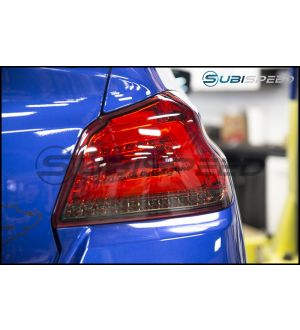 Tail Light Overlay for SubiSpeed USDM TR Style Sequential Tail Lights - 2015+ WRX / 2015+ STI