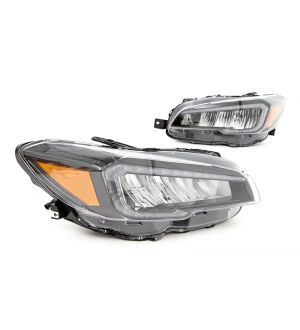OLM HIKARI SERIES LED HEADLIGHTS 2015-2017 Subaru WRX & STI / 2018-2020 WRX Base & Premium