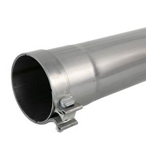 aFe SATURN 4S 409 Stainless Steel Muffler Delete Pipe