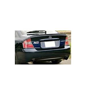 AVO 05-09 Subaru Legacy GT/Legacy Spec B 2.5L SS Mufflers Dual (Set of 2) w/ 4in Adj Exhaust Tip