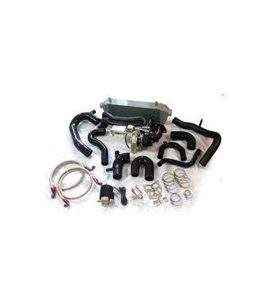 AVO 13-15 Subaru XV 2.0L Bolt-On Turbo Kit w/ FMIC & Ceramic Coating