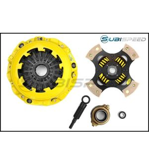 ACT HD-M/RACE SPRUNG 4 PAD CLUTCH KIT - 2015+ STI