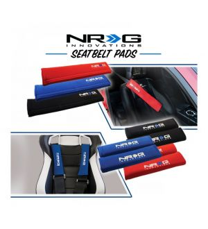 NRG Innovations Seat Belt Pads 2.7