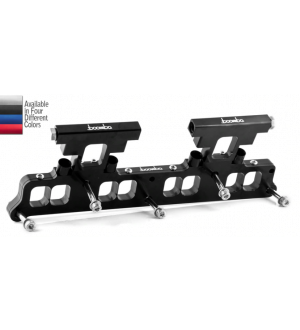 Boomba Racing Auxiliary Fuel Rail System - 2014 + Fiesta ST