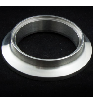 Precision Turbo PW46 Wastegate -Inlet Flange, 46mm (Stainless Steel)