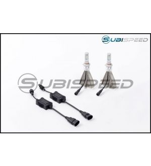 Putco Silver-Lux Passive Cooling LED High Beam / DRL Bulbs - 2015+ WRX / 2015+ STI
