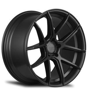 Avid.1 Wheels SL.02  17x8.0 5x114.3 +35 Matte Black