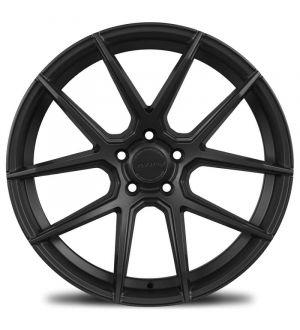 Avid.1 Wheels SL.02  18x9.5 5x114.3 +18 Matte Black