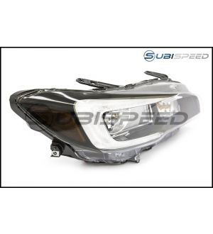Front Sidemarker and Headlight Tinted Overlay V2 - 15+ WRX / STI