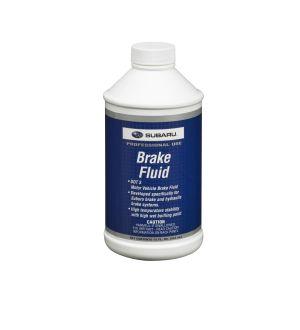 Subaru Brake Fluid Dot 3 12oz Universal