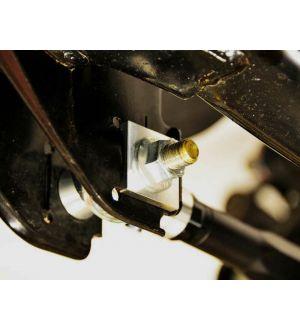 SPL Parts Rear Toe Arms - 2013+ Scion FR-S/Subaru BRZ/Toyota GT86, 2008+  Subaru WRX