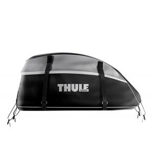 Thule Interstate Weather Resistent Cargo Bag - Black/Gray (IP-X3 Certified Weather Resistence)