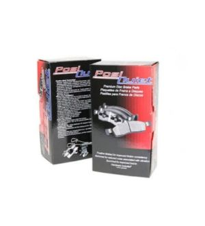 Centric Posi-Quiet Ceramic Brake Pads with Shims and Hardware Rear Lexus RX350 2015-2010, - 105.13910