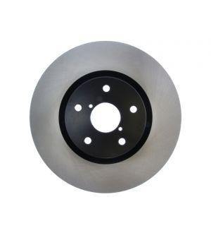 Centric Premium Brake Rotor Fiat Panda 2009-2007, Panda Front, Rear - 120.04001