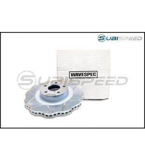 WAVESPEC SILVER LINE ROTORS - 2013+ BRZ