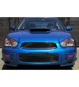 GrillCraft Lower Grill Black - Subaru WRX/STi 2004-2005