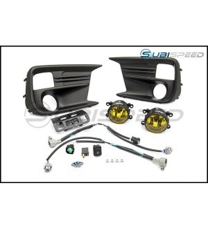 OLM OE Plus Fog Light Kit - 15+ WRX / 15-17 STI
