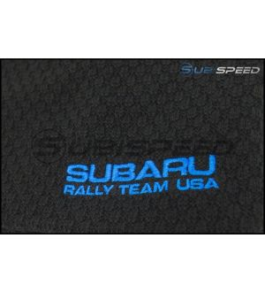 Subaru Rally Team USA Texture Knit Beanie