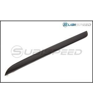 Subaru OEM Piano Black Dash Trim - 15+ WRX / STI