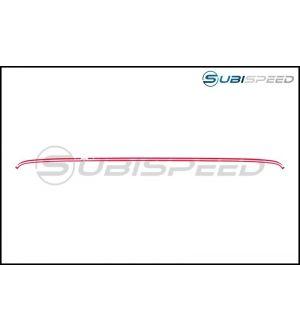 Subaru OEM Type RA Rear Bumper Pinstripe - 15+ WRX / STI