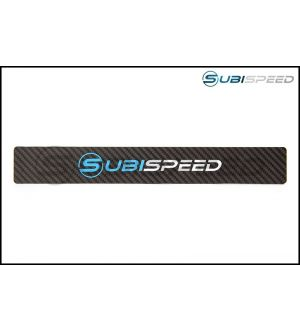 SubiSpeed License Plate Delete - 2015+ WRX / 2015+ STI