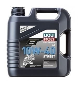 LIQUI MOLY 300mL Jectron Fuel Injection Cleaner
