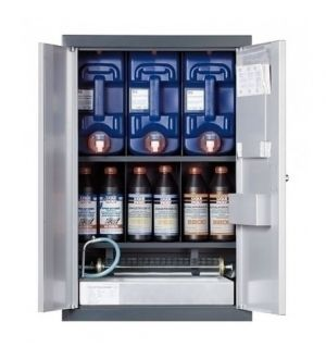LIQUI MOLY Gear Oil Cabinet