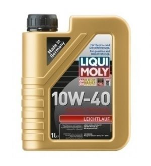 LIQUI MOLY 205L Leichtlauf (Low Friction) Motor Oil 10W-40