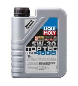 LIQUI MOLY 60L Top Tec 4605 Motor Oil 5W-30