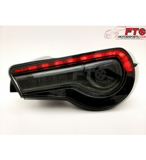 VLAND Smoked Sequential Projector Style Taillights - 13+ FRS/BRZ/86