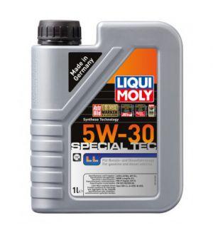 LIQUI MOLY 20L Special Tec LL Motor Oil 5W-30