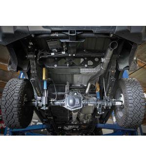 aFe MACH Force-Xp Hi-Tuck 3in. 409 SS C/B Exhaust 15-18 GM Colorado/Canyon L4-2.5L/V6-3.6L - Raw Tip