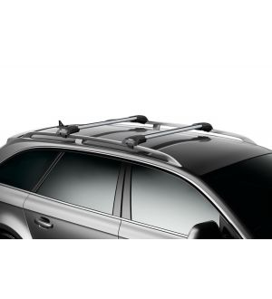 Thule Aero Load Stops (Multi-Position / T-Track Compatible) 4 Pack - Black