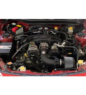 HPS PERFORMANCE PERFORMANCE SHORTRAM AIR INTAKE WITH HEAT SHIELD 2013-2020 FRS / BRZ / 86 - Red
