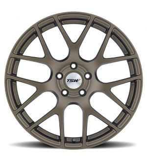 TSW NURBURGRING WHEELS 18X8 +45MM (MATTE BRONZE) 2013+ FR-S / BRZ / 86 / 2014+ Forester