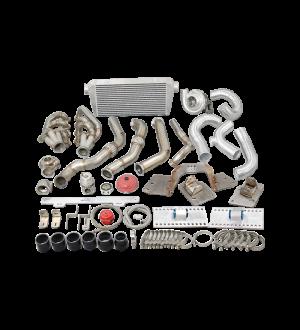 CX Racing V2 Turbo Manifold Intercooler Engine Mount kit for 82-92 Camaro LS1 LS Engine