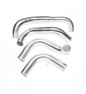 CX Racing Intercooler Piping Kit Fits G Intake For 89-99 Nissan 240SX S13 S14 Chassis with S13 SR20DET Swap