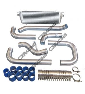 CX Racing Front Mount Intercooler Piping Kit For 88-00 Civic Integra D Series and B Series Engine