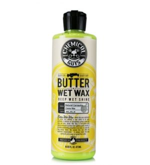 Chemical Guys Butter Wet Wax - 16oz (P6)