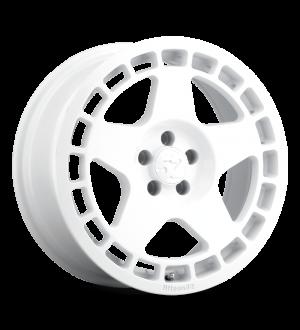 fifteen52 Turbomac 18x8.5 5x114.3 48mm ET 73.1mm Center Bore Rally White Wheel