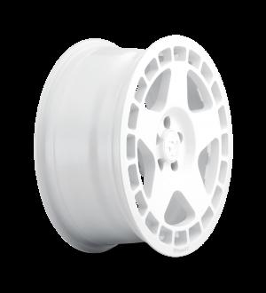 fifteen52 Turbomac 17x7.5 4x100 42mm ET 73.1mm Center Bore Rally White Wheel