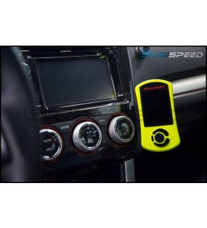 OLM EZ SUBARU DASH MOUNT FOR PHONES / ACCESSPORT / MORE 2015-2021 Subaru WRX & STI / 2013-2018 Crosstrek / 2014-2018 Forester - With Scosche Magnetic Mount