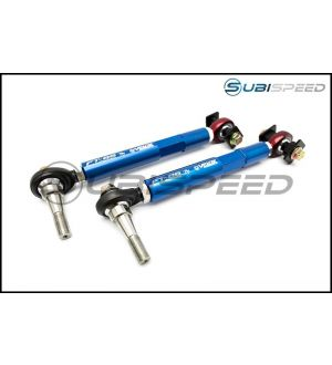 FT-86 SpeedFactory Adjustable Toe Arms (Rear) by Velox - 2015+ WRX / 2015+ STI