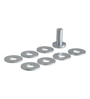 Curt Round Bar Weight Distribution Head Adjustment Kit