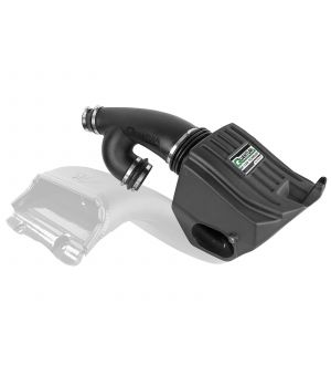 aFe Quantum Pro DRY S Cold Air Intake System 15-18 Ford F150 EcoBoost V6-3.5L/2.7L - Dry