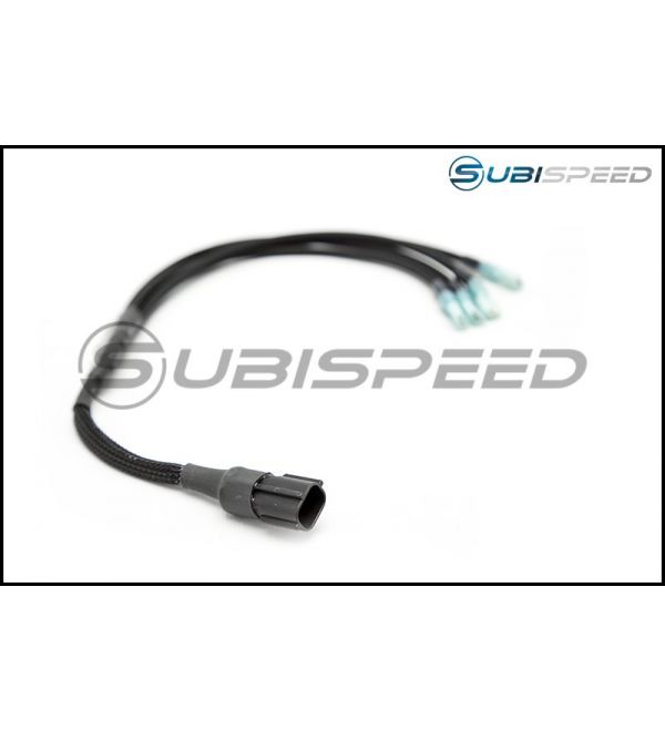 GrimmSpeed a Supertone Horn Wiring Harness - 2015+ WRX / 2015+ STI on