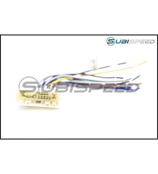 metra 20 pin radio wiring harness - 2015 wrx / 2015 sti / 2014-2015 forester